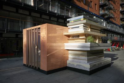 Mini UK Presents: Mini Living Urban Cabin At London Design Festival 2017