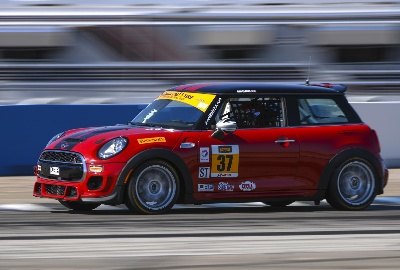 MINI USA AND LAP MOTORSPORTS CONFIRM DRIVER LINE-UP FOR DEBUT IN CONTINENTAL TIRE SPORTSCAR CHALLENGE SERIES