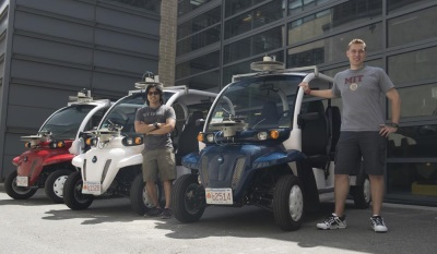 FORD, MIT PROJECT USES LIDAR, CAMERAS, TO MEASURE PEDESTRIAN TRAFFIC AND PREDICT DEMAND FOR ON-DEMAND ELECTRIC SHUTTLES