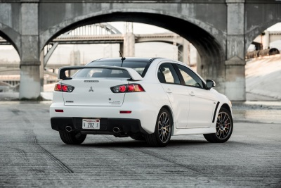 NUMBER 1600: THE FINAL MITSUBISHI LANCER EVOLUTION TO BE AUCTIONED OFF ON EBAY WITH PROCEEDS GOING TO CHARITY