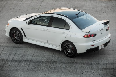 FINAL MITSUBISHI LANCER EVOLUTION FETCHES $76,400 IN NATIONAL AUCTION TO HELP DRIVE OUT HUNGER
