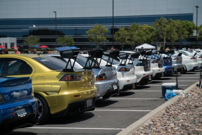 Mitsubishi Owners Day 12Th Anniversary Hosted At Cypress Headquarters