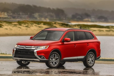 MITSUBISHI'S CUVS LEAD THE SALES CHARGE IN APRIL