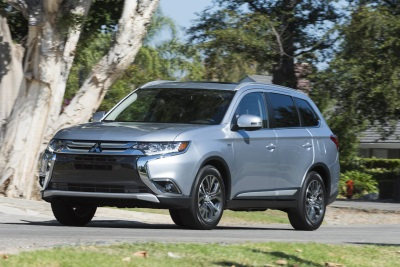 Mitsubishi Motors Named 'Best All-Around Performance Brand' And 'Best Economic Performance Brand' For 2017 By Asg