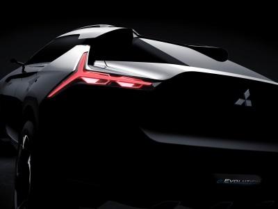 Mitsubishi Motors To Unveil e-Evolution Concept At 45Th Tokyo Motor Show