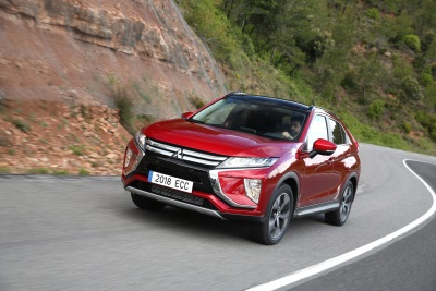 Mitsubishi Eclipse Cross Shortlisted For The 2017 Golden Steering Wheel Awards