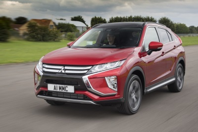 New Mitsubishi Eclipse Cross Forecast To Be Amongst Segment Best For Residual Values