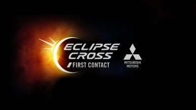 Mitsubishi Motors Captures The All-New Eclipse Cross In The Shadow Of The Total Solar Eclipse
