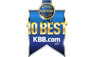 Mirage Family Is One Of The '10 Most Affordable New Cars' Of 2017 According To Kelley Blue Book's KBB.Com