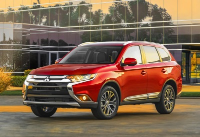 MITSUBISHI MOTORS ANNOUNCES REDUCED PRICING FOR NEW 2016 OUTLANDER