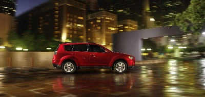 2013 Mitsubishi Outlander Named an Automotive Science Group (ASG) 'Best 5 All-Around Performance' Honoree