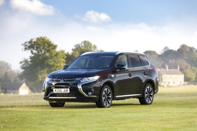 MITSUBISHI OUTLANDER PHEV SALES TOP 25,000 IN THE UK