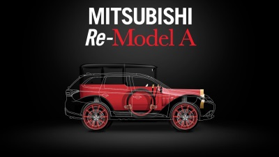 Mitsubishi Re-Model A To Make Television Debut On Velocity's 'Inside West Coast Customs'