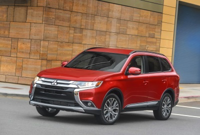 MITSUBISHI MOTORS REPORTS SIXTEENTH MONTH OF YEAR-OVER-YEAR SALES INCREASES