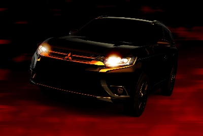 MITSUBISHI MOTORS TO CONDUCT WORLD PREMIERE OF 2016 OUTLANDER AT THE NEW YORK INTERNATIONAL AUTO SHOW