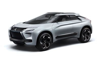 MMC Debuts The Mitsubishi E-Evolution Concept The Embodiment Of MMC'S New 'Drive Your Ambition' Brand Strategy