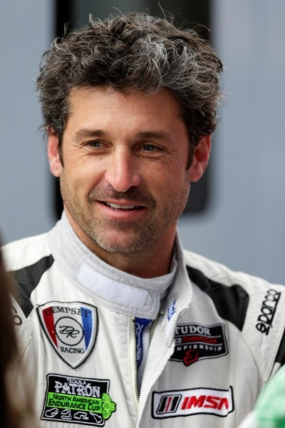 PORSCHE MOBIL 1 SUPERCUP, HOCKENHEIM; PATRICK DEMPSEY AS GUEST ENTRANT IN THE PORSCHE 911 GT3 CUP