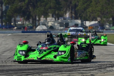 MOBIL 1 TWELVE HOURS OF SEBRING RACE REPORT