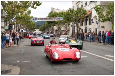 Monterey Classic Car Week Kickoff