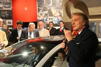 MONTEZEMOLO: 'NEW F1 PROJECT VERY COMPLICATED'