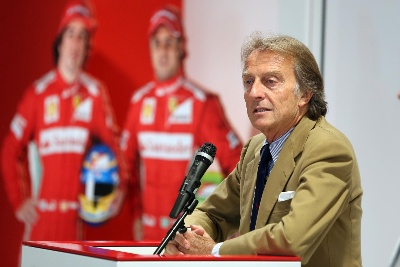 Montezemolo Inaugurates The New Museo Ferrari