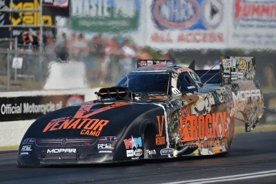 MOPAR DODGE CHARGER R/T DRIVER HAGAN BREAKS THROUGH WITH NHRA SOUTHERN NATIONALS WIN