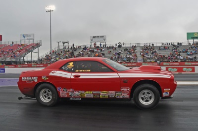 Trio of Semifinal Appearances for Mopar at NHRA SpringNationals in Houston
