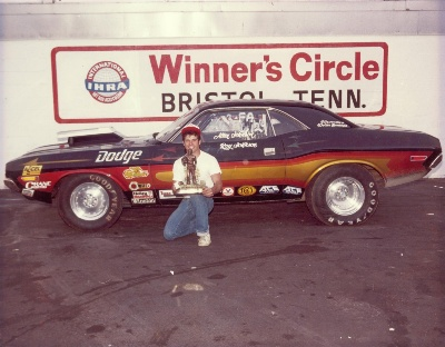 MOPAR's Father And Son Team Working Towards A Memorable Father'S Day At Bristol