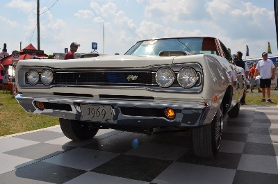 TWO MOPAR 'TOP ELIMINATOR HEMI HERITAGE' WINNERS TO BE DISPLAYED AT METRO DETROIT'S WOODWARD DREAM CRUISE