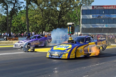 MOPAR PROVING DOMINANT AS CAPPS WINS NHRA SUMMERNATIONALS, NABS POINTS LEAD IN FOURTH CONSECUTIVE ALL-DODGE FINAL