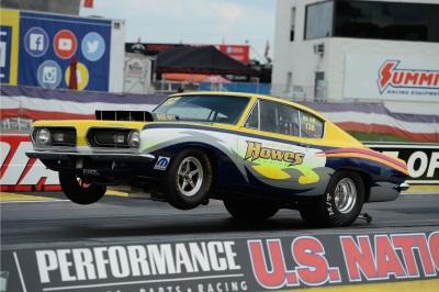 Mopar To Shine Spotlight On Sportsman Racers During 63Rd Annual NHRA U.S. Nationals