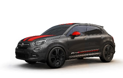 MOPAR OFFERS 'X-TREME' PERSONALIZATION WITH MORE THAN 100 ACCESSORIES AVAILABLE FOR THE ALL-NEW 2016 FIAT 500X