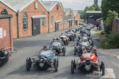Over 5,000 Owners And Enthusiasts Gather To Celebrate Morgan At Inaugural Run For The Hills Event