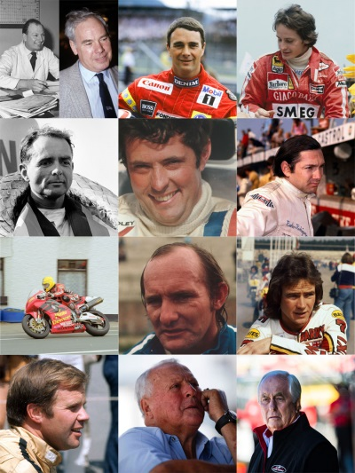 The Motor Sport Hall Of Fame Awards Shortlist Of Contenders Is Announced!