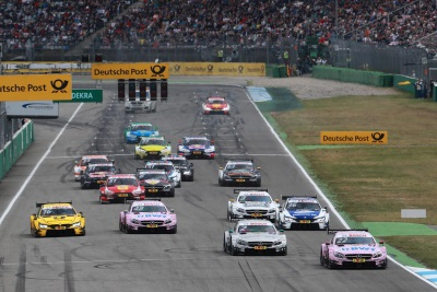 Next big occasion of the season: Motorsport Festival Lausitzring