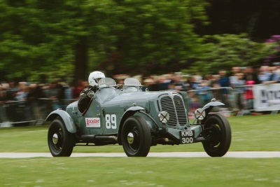 GET YOUR MOTOR RUNNING FOR MOTORSPORT AT THE PALACE