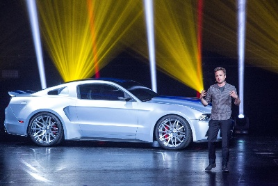 Ford Mustang Adds To Nearly 3,000 Credits With Leading Hero Car Role In Upcoming 'Need For Speed' Movie