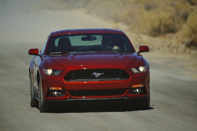 'MUSTANG' MORE POPULAR THAN 'SUPERMAN,' 'BATMAN' ACCORDING TO RESEARCH BY SPLASHDATA