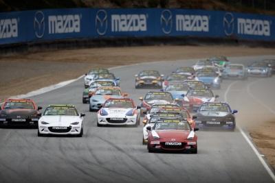 MAZDA ANNOUNCES U.S. DRIVERS FOR INAUGURAL MAZDA MX-5 CUP GLOBAL INVITATIONAL
