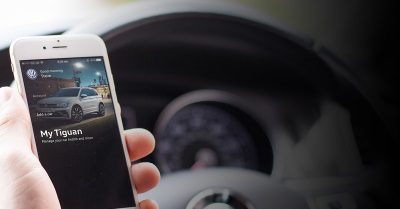 New 'My Volkswagen' App Pioneers A Digital Dashboard For Drivers