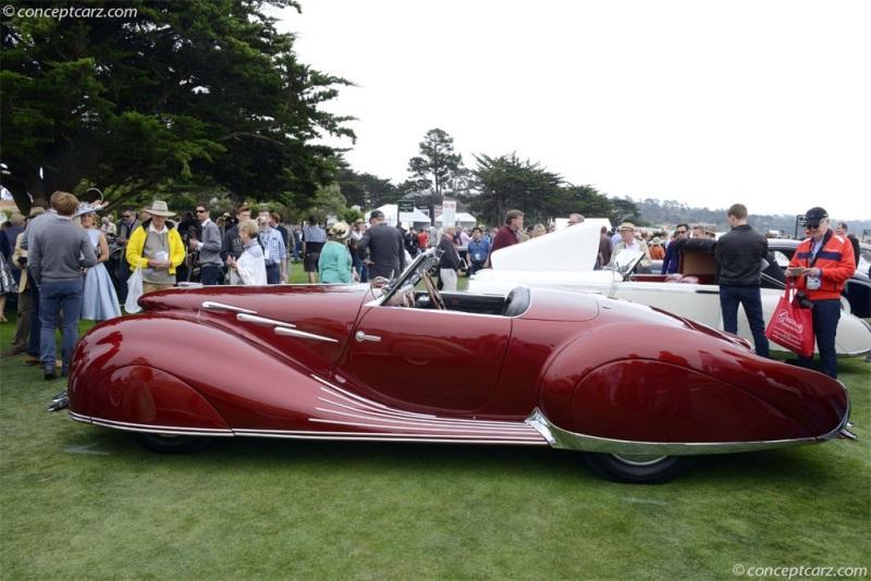 1948 Delahaye 135 MS - Chassis Num: 800580