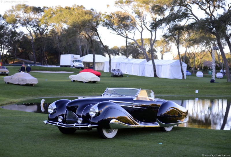 1947 Delahaye 135 M - Chassis Num: 800516
