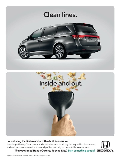 NEIL PATRICK HARRIS AND RAINN WILSON LEND VOICES TO 2014 HONDA ODYSSEY ADVERTISING CAMPAIGN