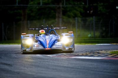 NELSON PANCIATICI BACK AT LE MANS IN THE ALPINE A450 N°36