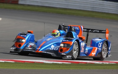 ALPINE AND NELSON PANCIATICI SCORE THEIR FIRST CRITICAL POINTS