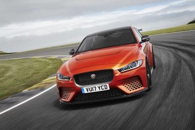 New Jaguar XE SV Project 8