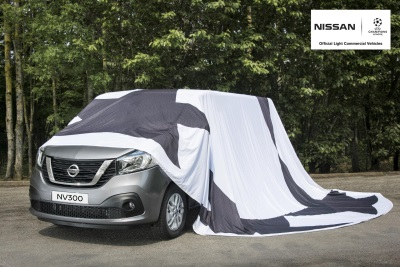 CARRYING OFF A NEW STYLE – NISSAN REVEALS THE NV300