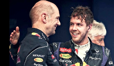 Newey and Vettel: A Special Bond