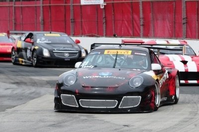 NICK TANDY WINS PIRELLI WORLD CHALLENGE STREET RACE IN TORONTO