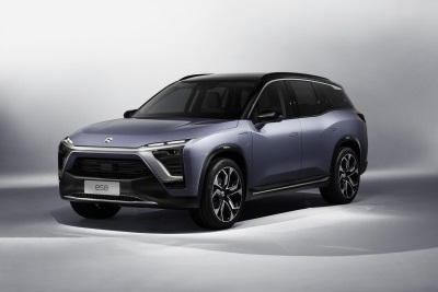 Nio Unveils Production Vehicle For China Market